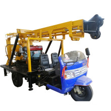 Hot selling!! Trailer Mounted Drilling Rig for oilfield made in China