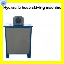 Máquina de alta calidad de la manguera de goma hidráulica de Skiving