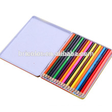 Wooden Color Pencil Set With Box Packing