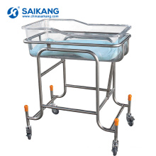 X01 Flexible Hospital Mobile Newborn Baby Bed