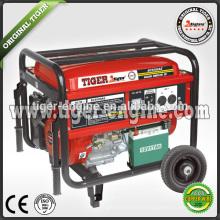 EC6500AE 5кВ honda портативный бензиновый генератор