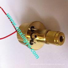 Conector central de soldagem