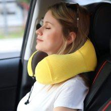 Comfity Foam Travel Pillow