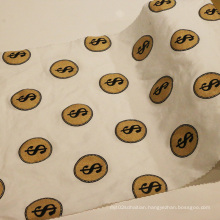 Fashion Printed Cotton Fabric for Trousers