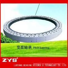 China fabricante de oro Especial Yaw y Pitch Bearing Zys-033.30.1715.03