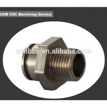 Precision machining steel excavator machine parts