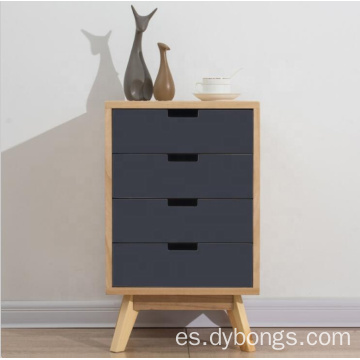 Factory Display Bathroom Wooden storage Cabinet