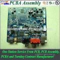 fabricação multilayer do PWB / projeto / fabricação da placa do PWB do conjunto suportes plásticos da placa do PWB do trilho do Din