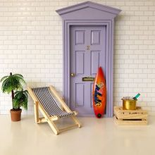ELF Door Sets With Scale 1/12