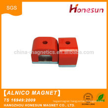 Wholesale Hot selling Customized Cast alnico educational magnet