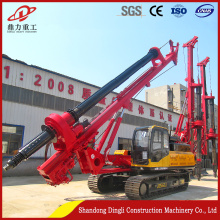 Price of hydraulic pile driver screw pile driver