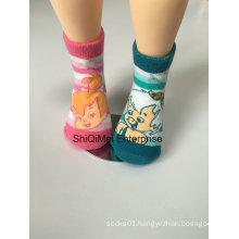 High Quality Wholesale Customized Cotton Baby Children Kids Socks