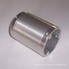 Circular Thread Rolling for Automatic Skylight Shades