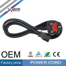 СИПУ горячие Продажа Великобритания вилка/ шнур питания 3 контактный кабель 220В кабель питания переменного тока