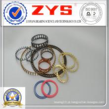 Zys Bearing Cage Plastic Resin, aço galvanizado, aço de latão