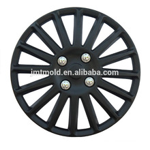 Beautiful Design Customized Molds Sale Pipe Wheel Cover Mould