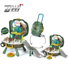 DWI 2020 New Arrivals Toy Parking Lot For Kids Toys parking garage toys With many Scenes