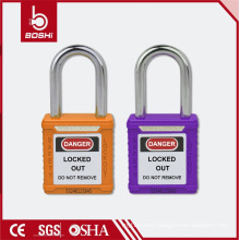 INDUSTRIAL SAFETY PADLOCKS BD-G07 WITH KEYED ALIKE KEYS ,CE ROHS OSHA CERTIFICATION