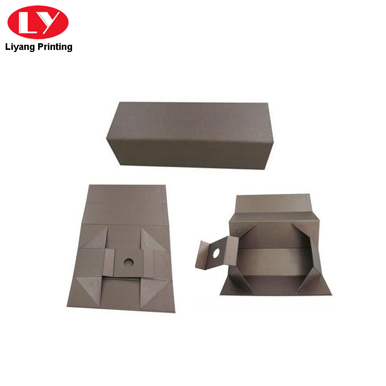 Foldable Wine Paper Box