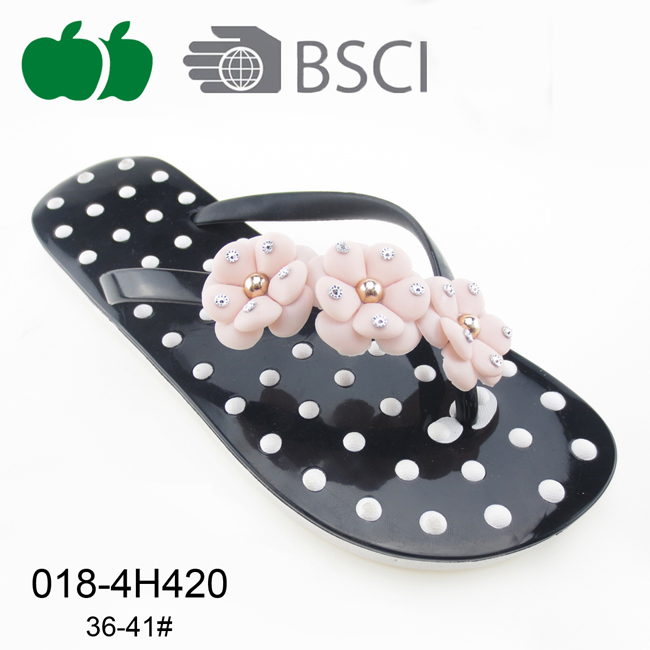 ladies high quality flip flop