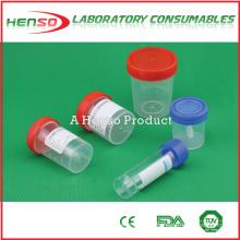 Henso 30ml / 40ml / 60ml / 100ml / 120ml recipiente de la muestra