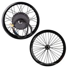 High power electric bike kit 72V3000w electric bike bicycle conversion kit for sale