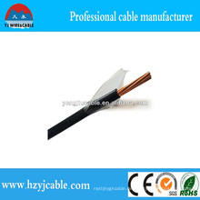 Hochtemperaturbeständiges PVC-Isolier-Nylon-Jacket-Kabel