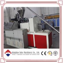 Extrudeuse de machine en plastique avec la certification de la CE