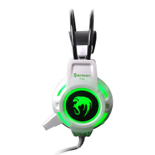 2016 Neues Design OEM Private Headset Gaming mit LED (K-16)
