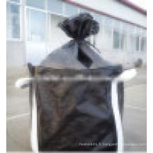 Asphalte routier Bitume de pétrole FIBC Big Bag / Jumbo Bag