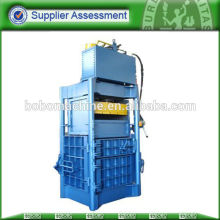 used press clothes baler machine