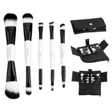 Ensemble de brosse à maquillage à double extrémité 5PCS (TOOL-10)