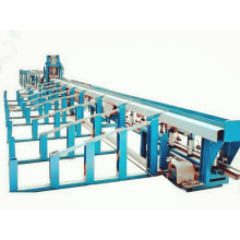 Máquina de corte de corte de barra de aço automática CNC