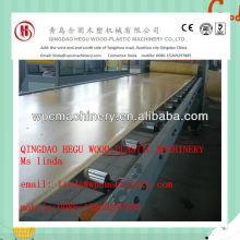 high-quality wpc pvc foam board production line