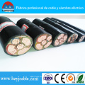 PVC PE XLPE Isoliertes Kupferkabel