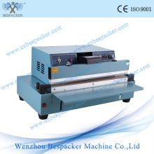 Table Type Semi Manual Plastic Bag Sealing Machine