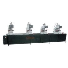 Four Head UPVC Window Making Machine Welding Machine