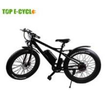 TOP Nouveau design 8fun / bafang 48v 500w vélo électrique / graisse ebike