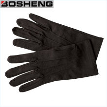 Fashion Warm Cotton Fabric Gloves with Women