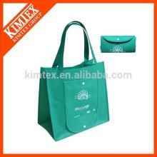 custom foldable non woven shopping bags