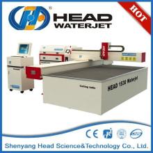 1500mm * 3000mm waterjet CNC máquina de corte de placa de cimento