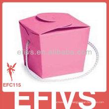 Mini caixas cosméticas impressas personalizadas
