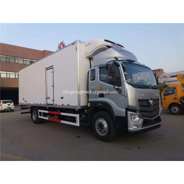 Foton Aumark 6-8meter refrigerated box