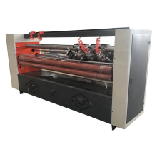 High speed automated boxing machine cutter cardboard machine