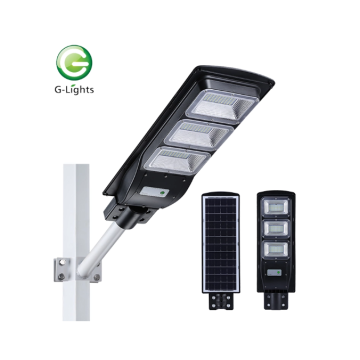 Luz solar LED Pure White
