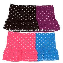 girl seamless miniskirt