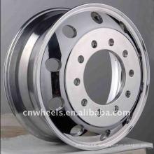 Geschmiedete Aluminium-Lkw-Räder 22.5X9.00