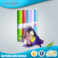 Packaging Use Fabric Customized Flower Pattern Embossed Nonwoven PP Spunbond Embossed Non Woven