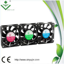 12V 60mm 60X60X15mm Waterprood DC Axial Fan with Ce RoHS Approval