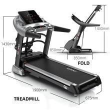CIAPO Home Folding Running Machine Hot Sale Fitness Equipment Treadmill Lipat